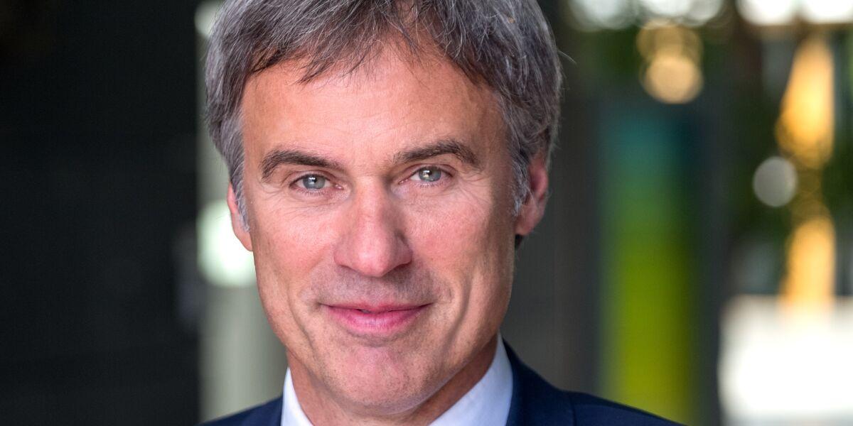 Achim Berg, Präsident des Digitalverbands Bitkom
