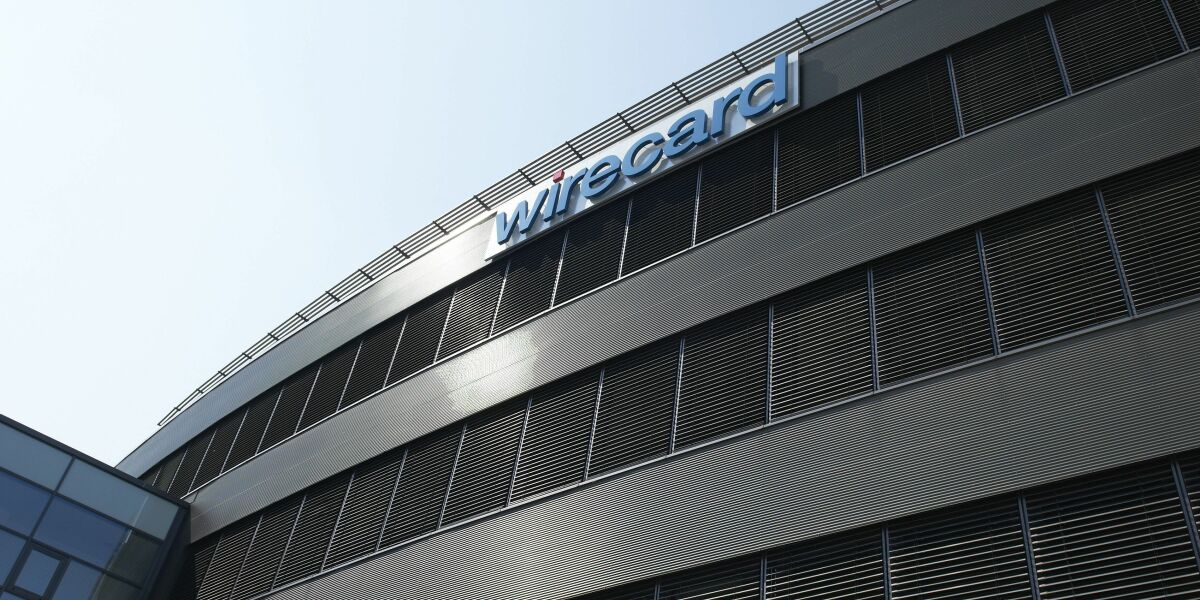 Wirecard Hauptsitz