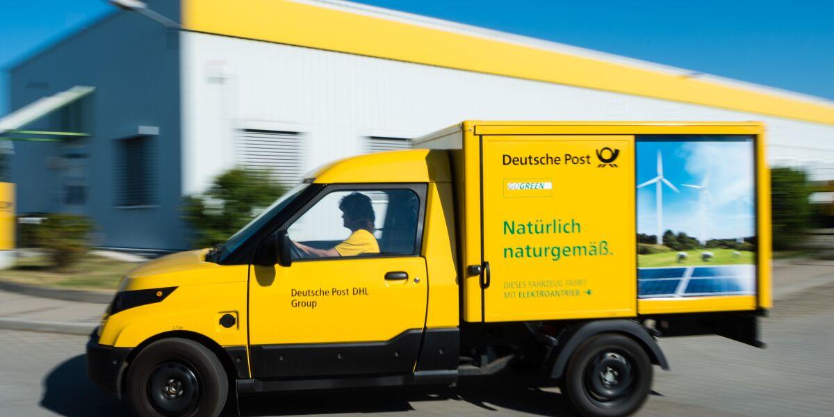 DHL Deutsche Post StreetScouter