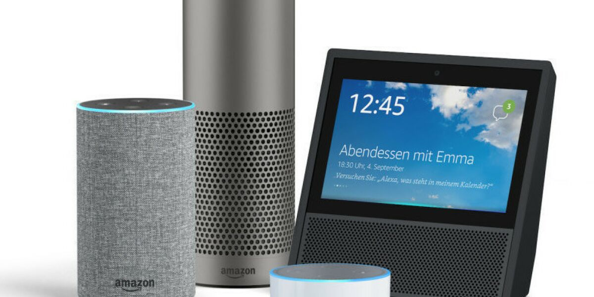 Amazon Echos