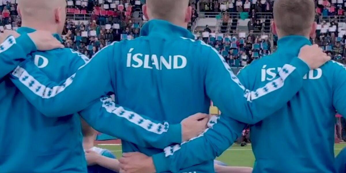 Team von Island
