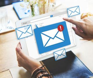 E-Mail öffnen