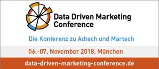 Data Driven Marketing Conference