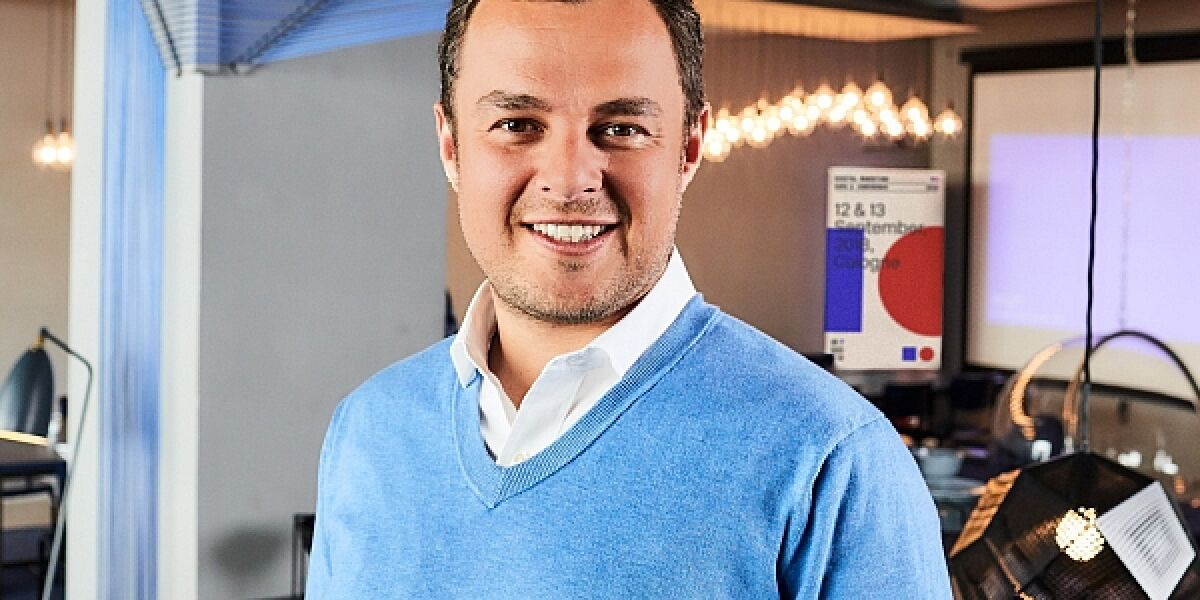 Dominik Matyka, Chief Advisor dmexco