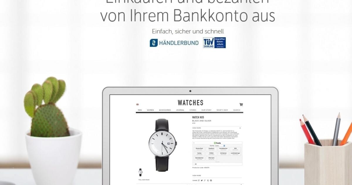 Trustly Deutsch Anmelden
