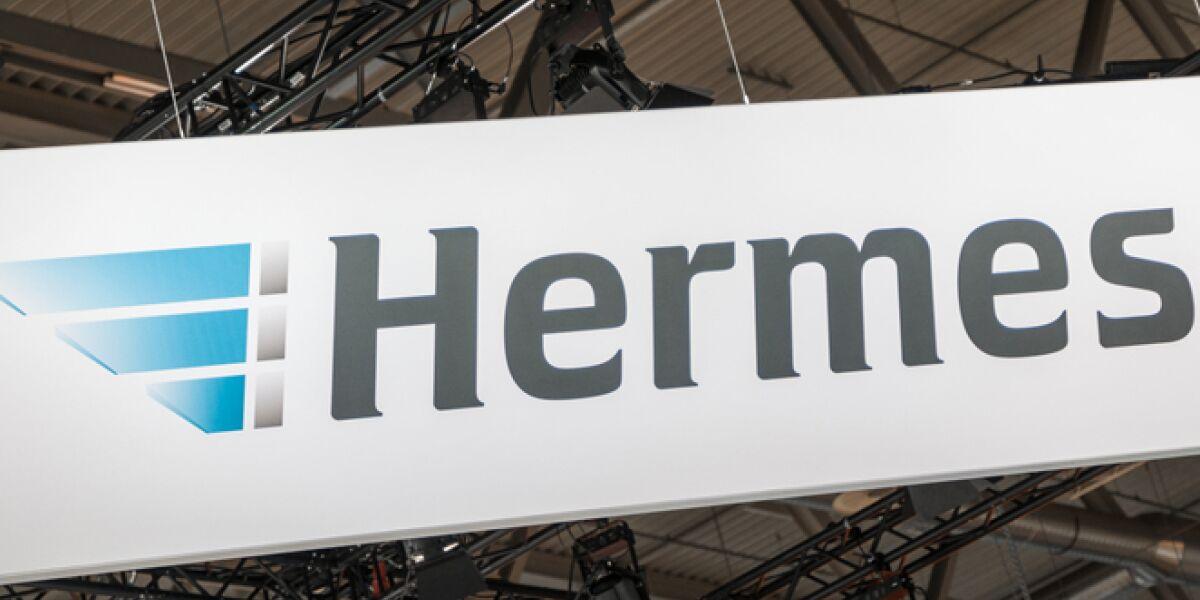 Logo von Hermes
