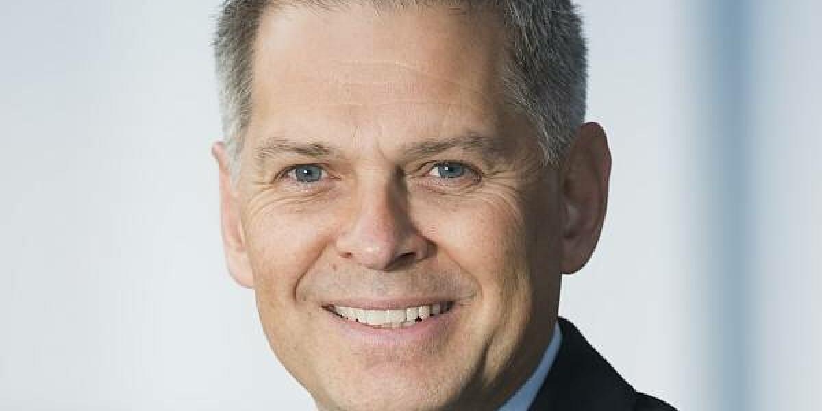 Ceconomy-CEO Pieter Haas