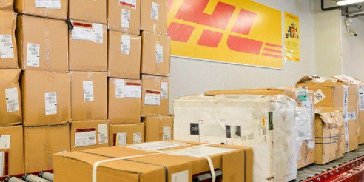 DHL Pakete