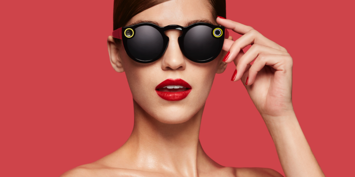 Spectacles-Snapchat