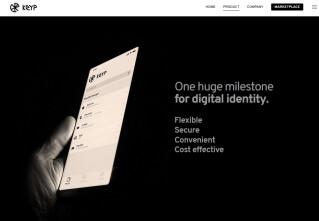 Keyp hat ein Identity Terminal entwickelt