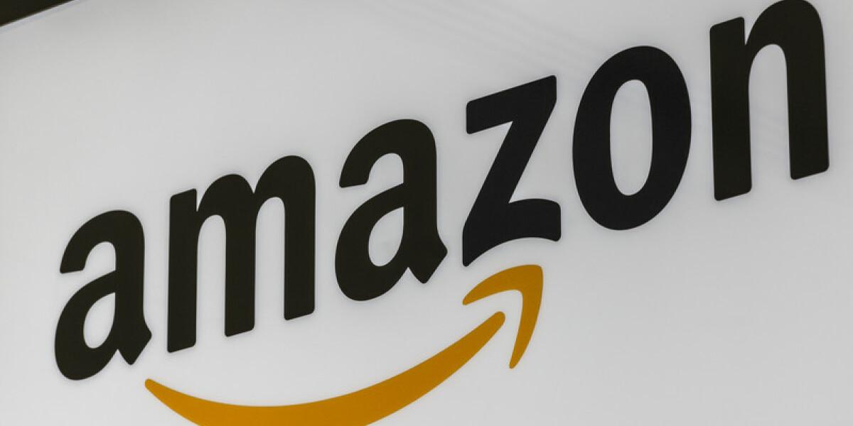Logo von Amazon