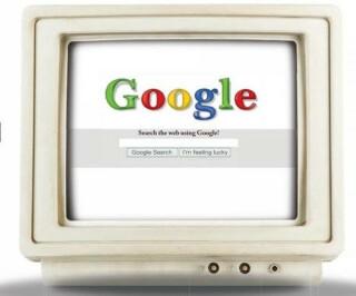 Google Logo 1998