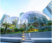 Headquarter von Amazon in Seattle