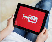 YouTube auf dem Tablet