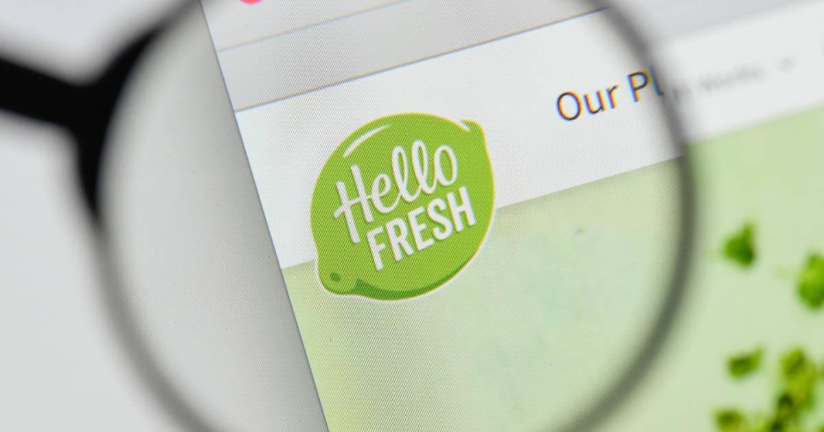HelloFresh wächst und schreibt weiter rote Zahlen