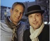 Jens Drubel und Max Thinius