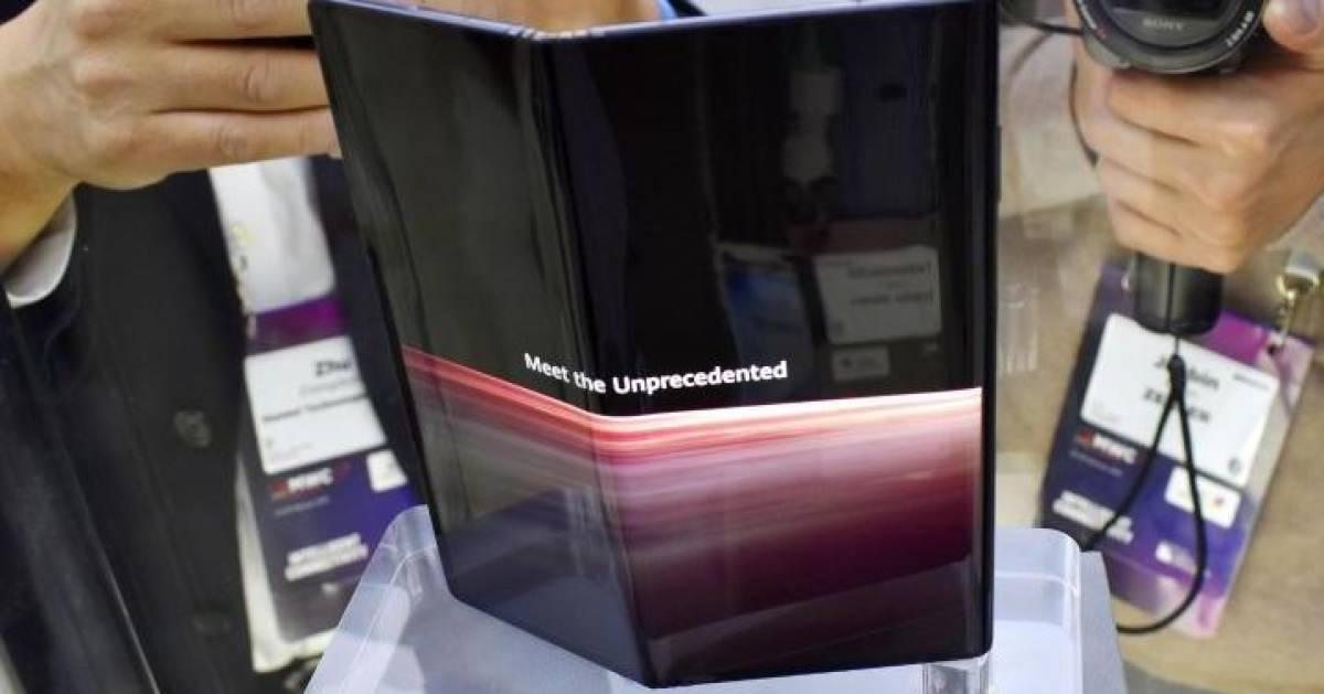 Huawei Will Faltbares Smartphone Für Unter 1.000 Euro