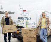 Gründerinnen von Frischepost