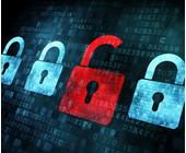 Sicherheit schloss digital 3D-secure payment
