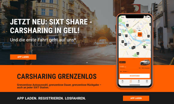 Sixt-Share