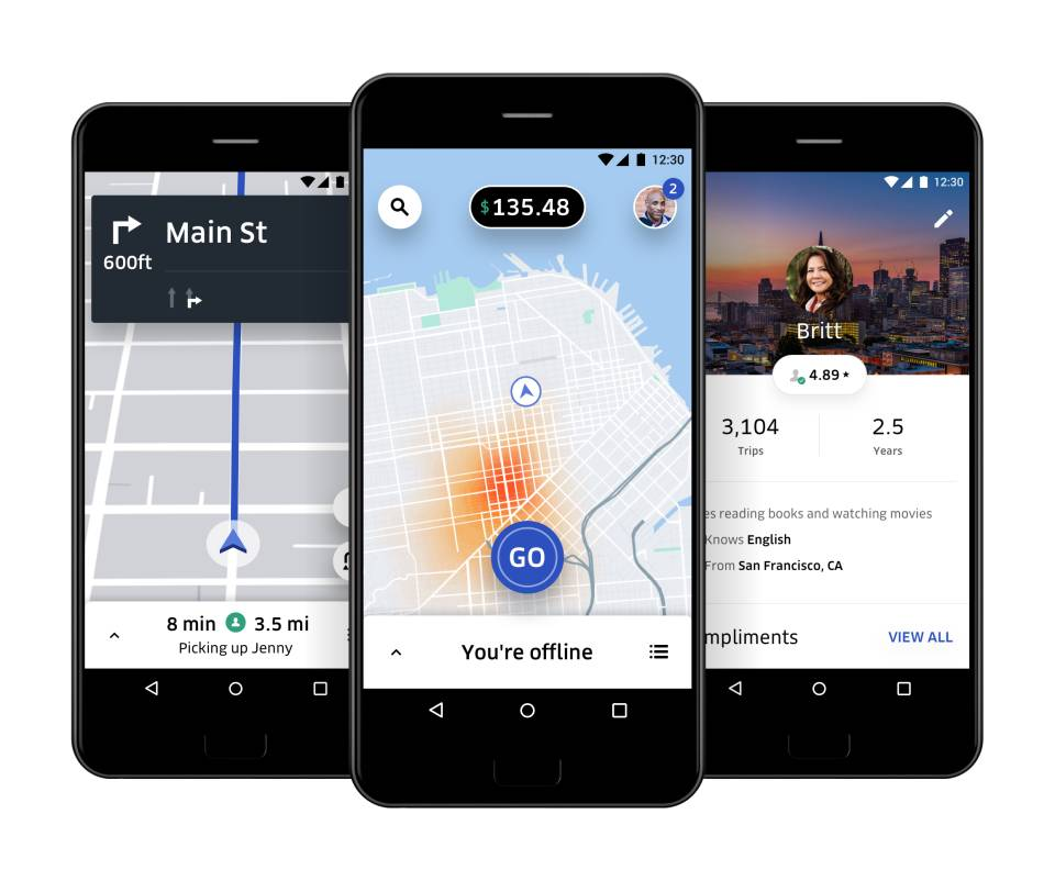 Uber Börsengang