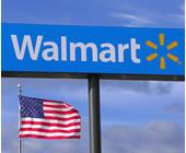 Walmart Schild