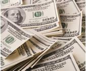 Geldscheine US-Dollar