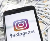 Instagram auf dem Smartphone