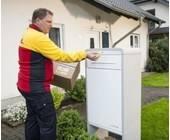 Paketkasten von der DHL