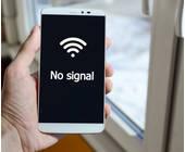 Kein Mobilfunksignal auf dem Smartophone