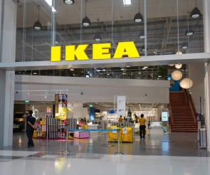 Nur ein Kunde mietet Möbel bei Ikea Schweiz