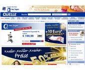 Quelle-Homepage