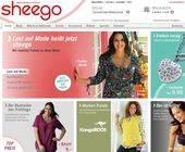 Screenshot Sheego
