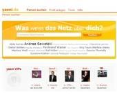 Yasni und Facebook legen in Deutschland am meisten zu