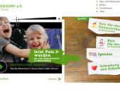 SOS-Kinderdorf mit umfassendem Relaunch