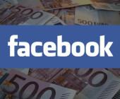 Facebook braucht 100 Millionen US-Dollar