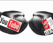 Keine Musikvideos mehr auf Youtube