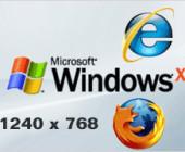 Firefox und IE7 teilen sich den Browsermarkt