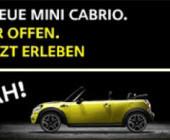Plan.Net lässt MINI Cabrio auf Handydisplays vorfahren