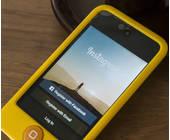 Instagram auf dem Smartüphone