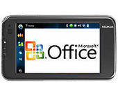 Microsoft Office Mobile erobert Nokia-Handys