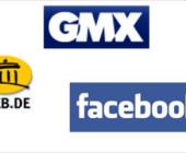 Web.de und GMX arbeiten mit Facebook zusammen