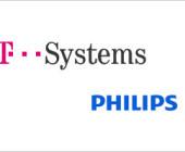T-Systems stellt Cloud Computing Services für Philips