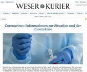 Weser-Kurier Corona-Informationen
