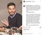 Instagram: Paper & Tea