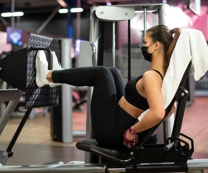 Auflagen Fitnessstudio