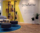 Powwow-Büro