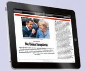 Spiegel bringt eigene iPad-Version heraus