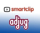 smartclip vermarktet für Adjug-Kunden