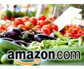 Amazon handelt mit Lebensmitteln Foto: fotolia.com/David Woolfenden